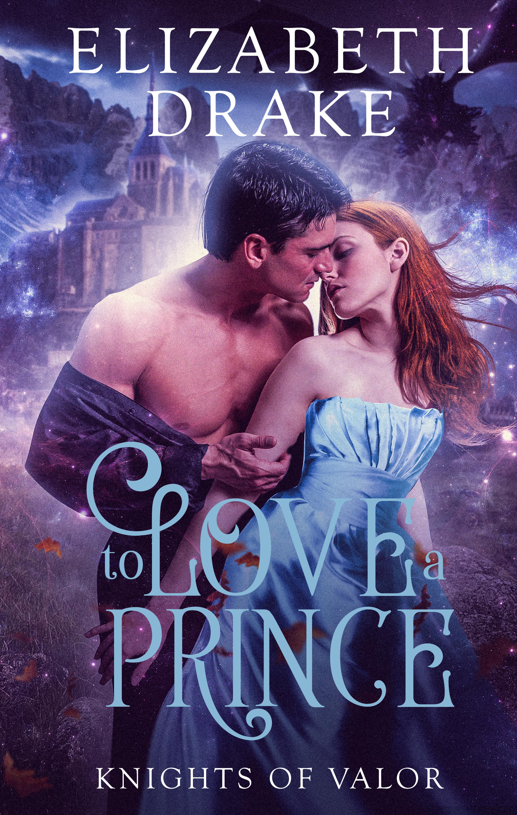 Cover Reveal: To Love a Prince