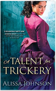 Book Review: A Talent for Trickery